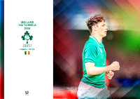 Andrew Smith -  Ireland Schools  2018 u18's