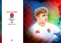 Harry Clayton  - U18s 6 Nations 2018