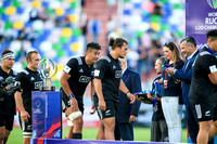 World Rugby U20 Championship Final, New Zealand v England 18th June 2017